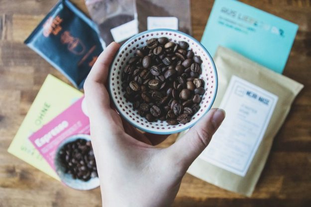 Kaffeetasting@Home – Kaffee-Box