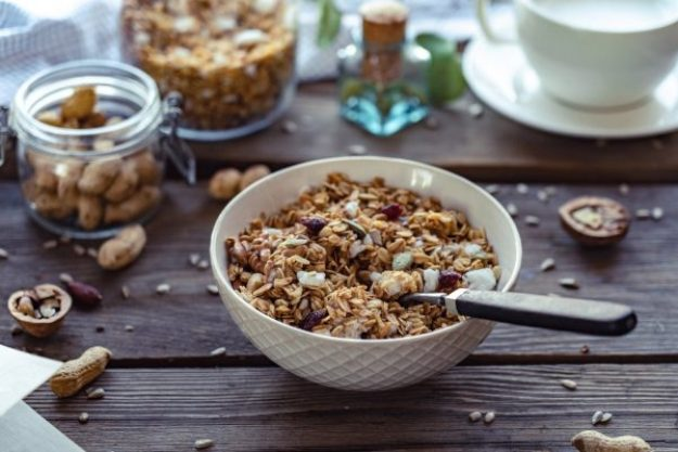 Brunch Bonn – Granola