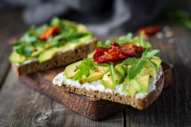 Brunch Bonn – Avocado Brot