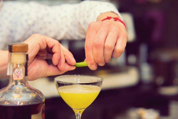 Gin-Seminar Bonn –Cocktail mit Dry Gin