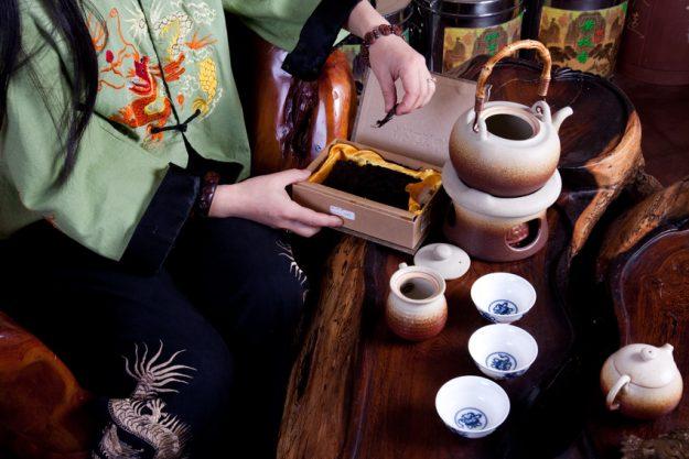 Incentive Bonn - japanische Teezeremonie