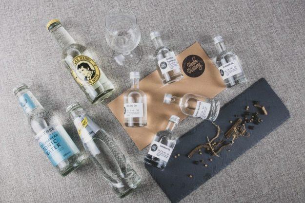 Virtuelle Brennereiführung mit Gin-Tasting zu Hause – Tonic und Gin