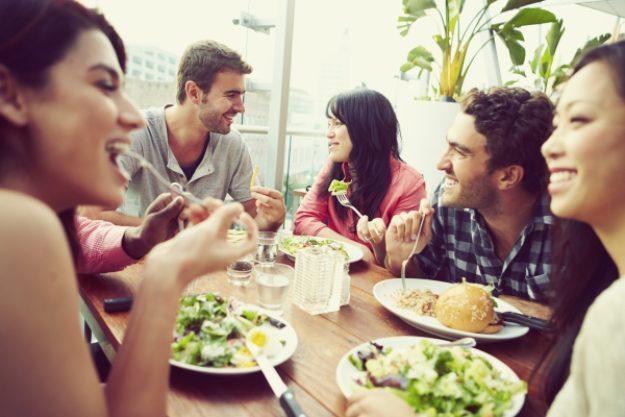 Kulinarische Stadtführung-Gutschein –Gemeinsam essen