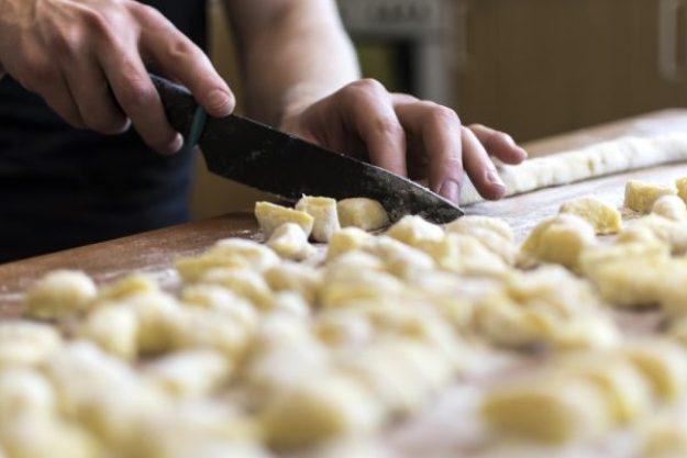 Kochen macht glücklich –Gnocci