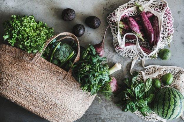 Kochen macht glücklich –Gemüse