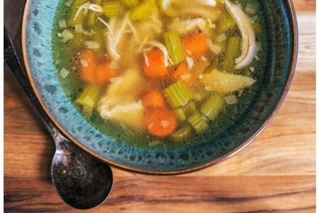 Gipfel der Kochkunst: Saucen, Suppen und Brühen