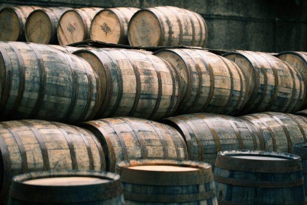 Whisky-Tasting Bonn –Schottische Whiskyfässer