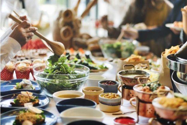 Kochkurs Online afrikanisch _ gemeinsam essen