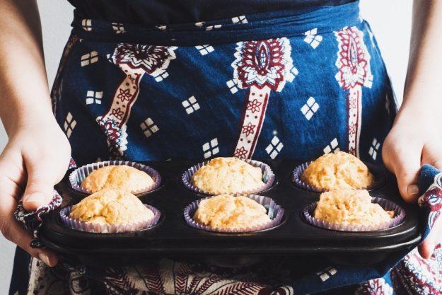 Cupcake-Backkurs Düsseldorf – frisch gebackene Cupcakes