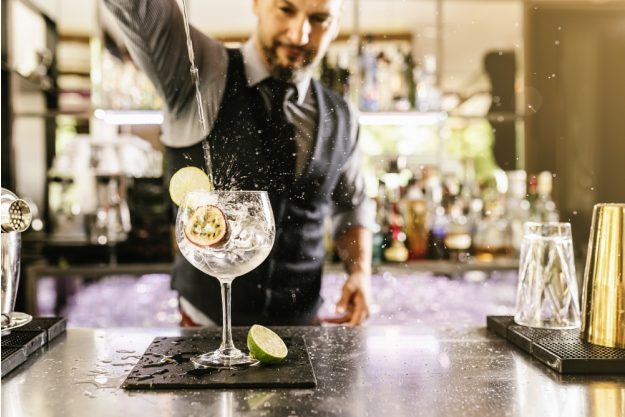 Gin Cocktailkurs zu Hause Barkeeper