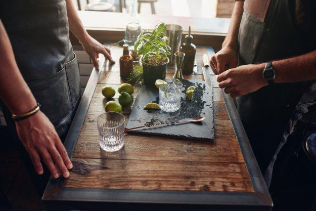 Gin selber machen Düsseldorf – Gin Cocktail