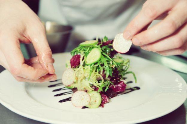 Gutschein für einen gesunden Kochkurs –Knackiger Salat mit frischen Zutaten