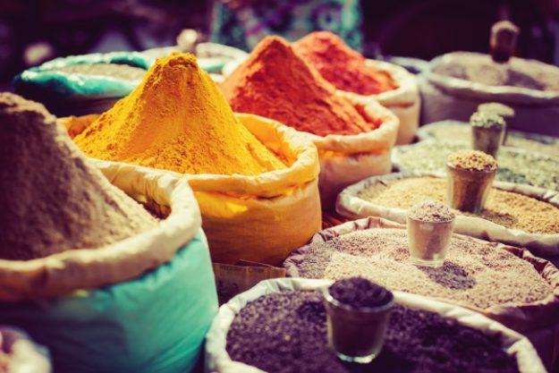 Indisch-Kochkurs Düsseldorf – indische Gewürze