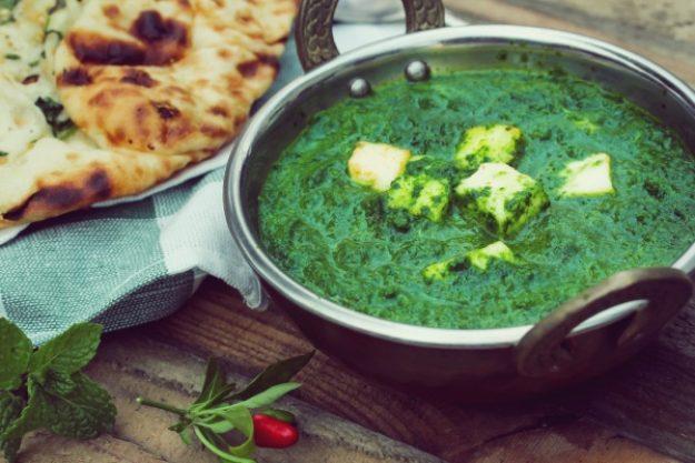 Indisch-Kochkurs Düsseldorf – Spinat-Curry