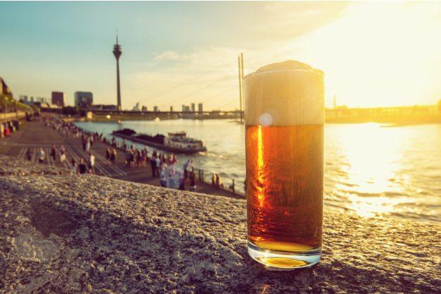 Kulinarische Stadtführung Düsseldorf – Altbier am Rhein