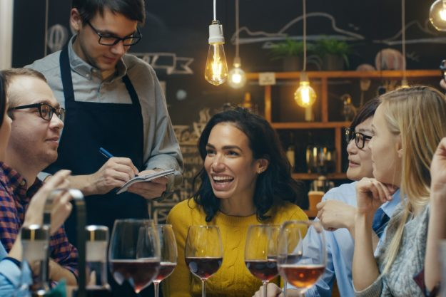Kulinarische Stadtführung Düsseldorf – Bestellung aufnehmen