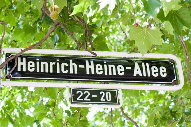 Kulinarische Stadtführung in Düsseldorf – Heinrich Heine Allee