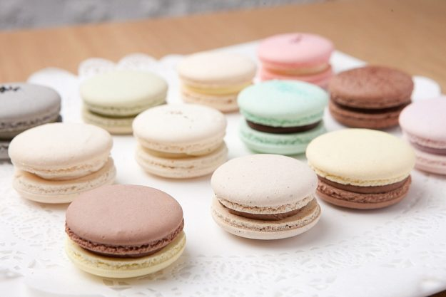Macarons-Backkurs Düsseldorf – Macarons-Auswahl