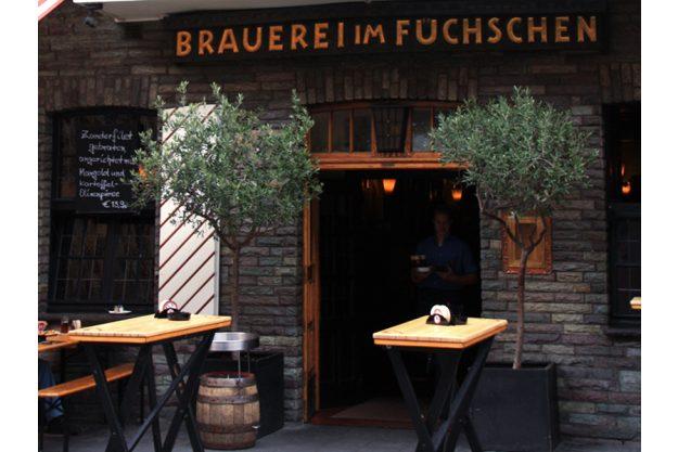 Kulinarische Stadtführung Düsseldorf - Brauerei Füchschen