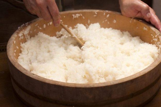 Sushi-Kurs Düsseldorf – Reis für Sushi