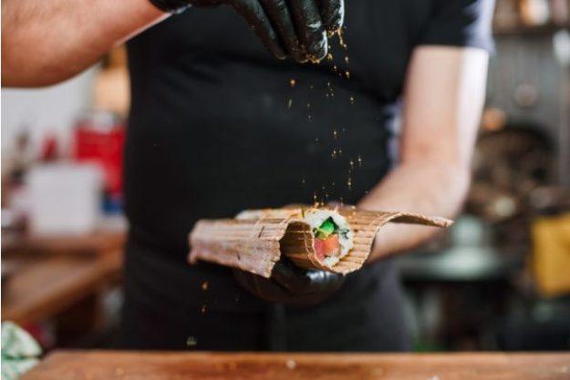 Sushi-Kurs Düsseldorf – Inside Out Sushi