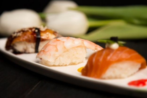 Sushi-Kurs Düsseldorf – Sushi Variationen