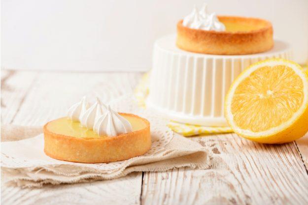 Törtchen-Kurs Düsseldorf – Tartelettes au citron