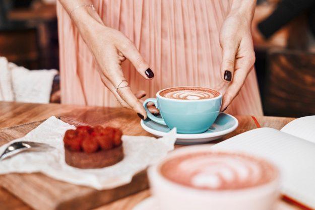 Törtchen-Kurs Düsseldorf – Törtchen mit Kaffee