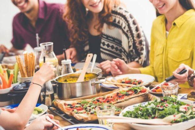 Die Welt auf vegetarisch –Gemeinsam Kochen