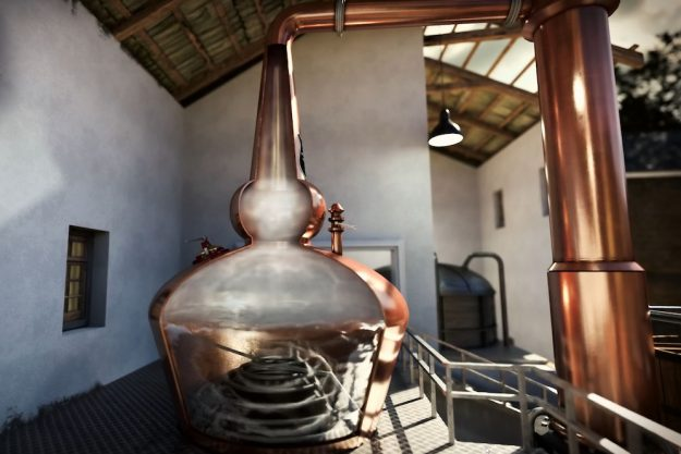 Whisky-Schokoladen-Tasting Zuhause - Single Malt Herstellung