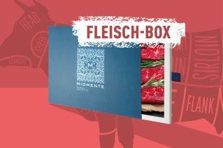 Fleisch-Kochkurs-Gutschein  Miomente FLEISCH-Box