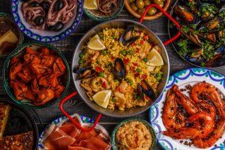 Tapas Kochkurs Düsseldorf Spaniens best –Paella und Tapas