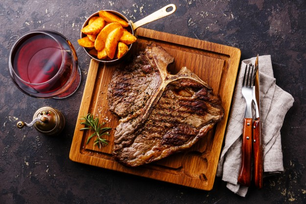 Steak-Kochkurs Roth – T-Bone Steak
