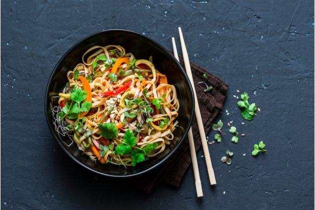 Asia-Kochkurs Fürth – Nudeln mit Stäbchen