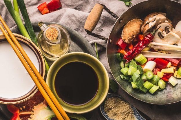 Asia-Kochkurs Fürth – Thai-Food