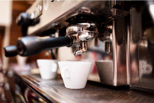 Barista-Kurs in Fürth - Kaffeemaschine