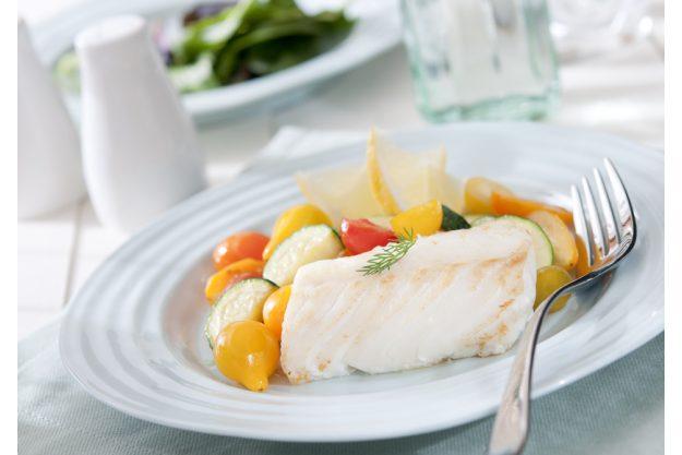 Fisch-Kochkurs Nürnberg - frisch gegarter Fisch