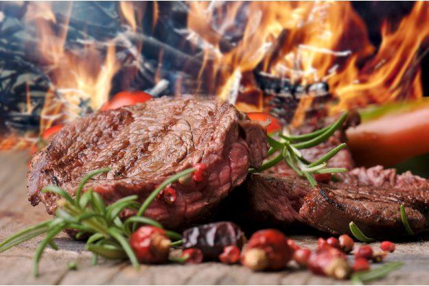 Fleisch-Kochkurs Nürnberg - scharfes Steak