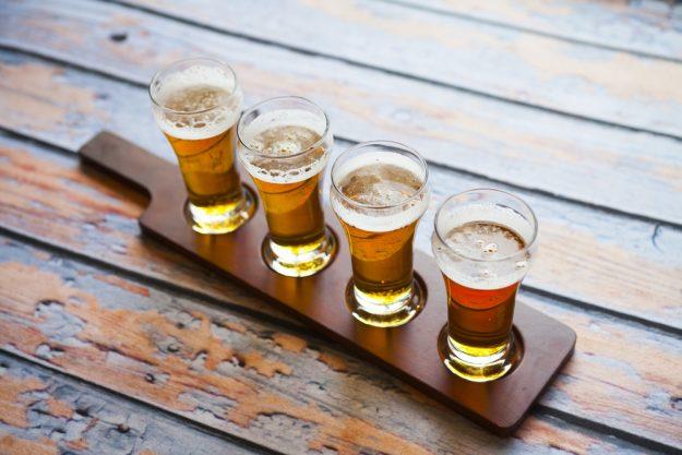 Geschenkgutschein Bierprobe – Bierverkostung