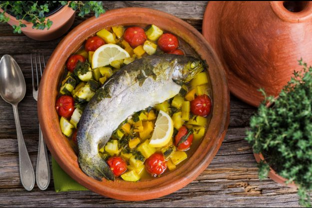 Incentive Nürnberg - Fisch Tajine
