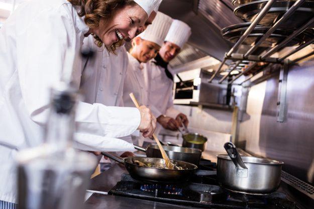 Junggesellenabschied mit Kochkurs  – zusammen kochen