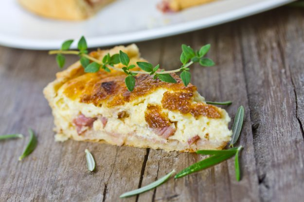 Tapas-Kurs in Roth - Quiche