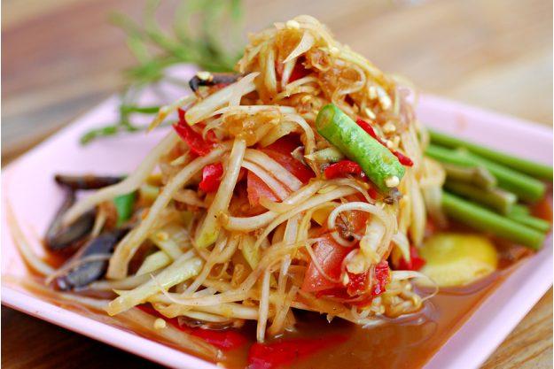 Thaikochkurs Fürth – Gemüse