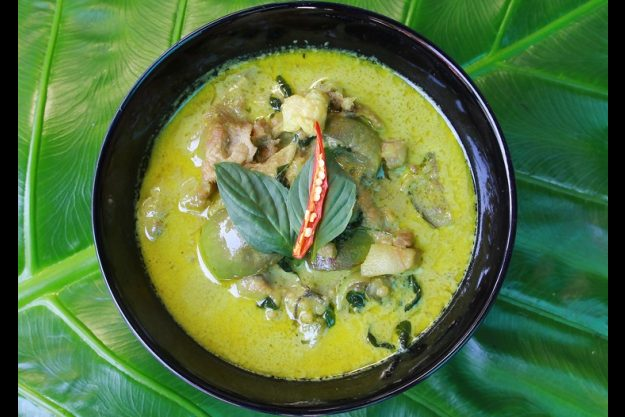 Thai-Kochkurs Nürnberg - grünes Curry