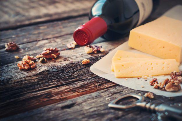 Weinseminar Nürnberg - Wein und Käse