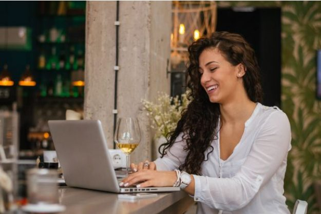Online Weinprobe