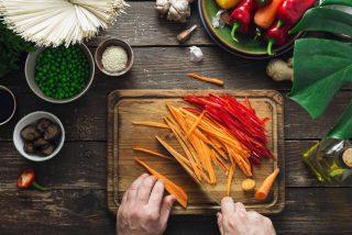 Asia-Kochkurs Fürth Vegetarisch in Thailand