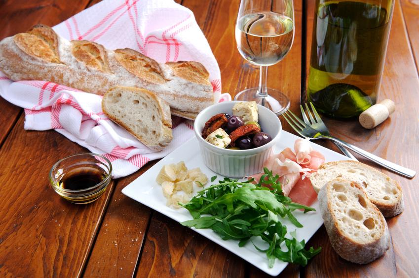 Weingenuss und Fingerfood in Münster