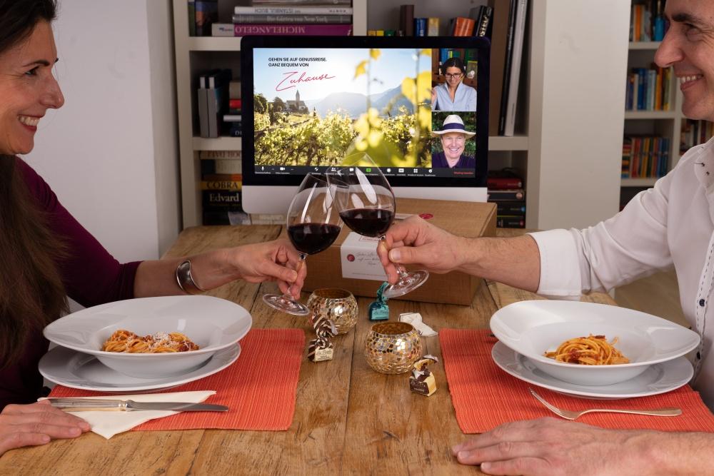 Genussreise Best of Italien@Home für 2 - Ganz Deutschland