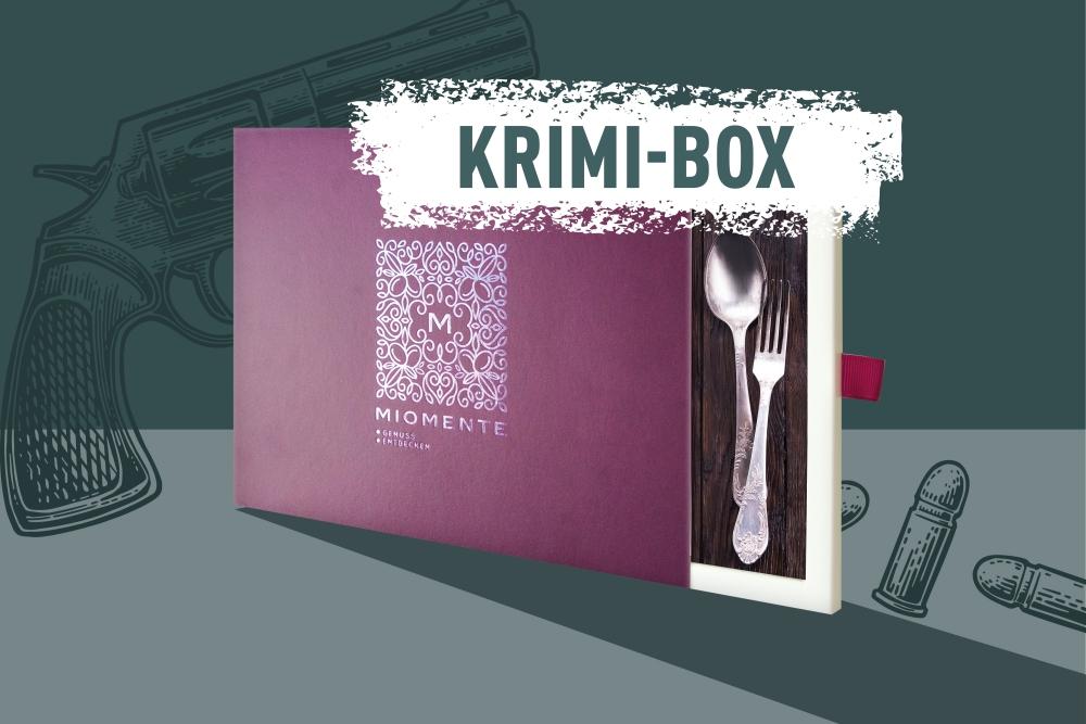 Miomente KRIMI-Box